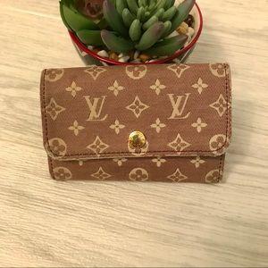 Louis Vuitton Idylle Multicles Six Key Case